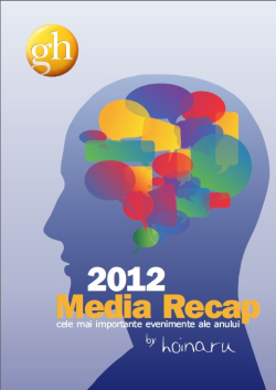 ebook 2012 Media Recap