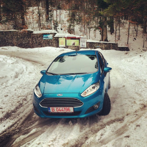 Noul Ford Fiesta Facelift